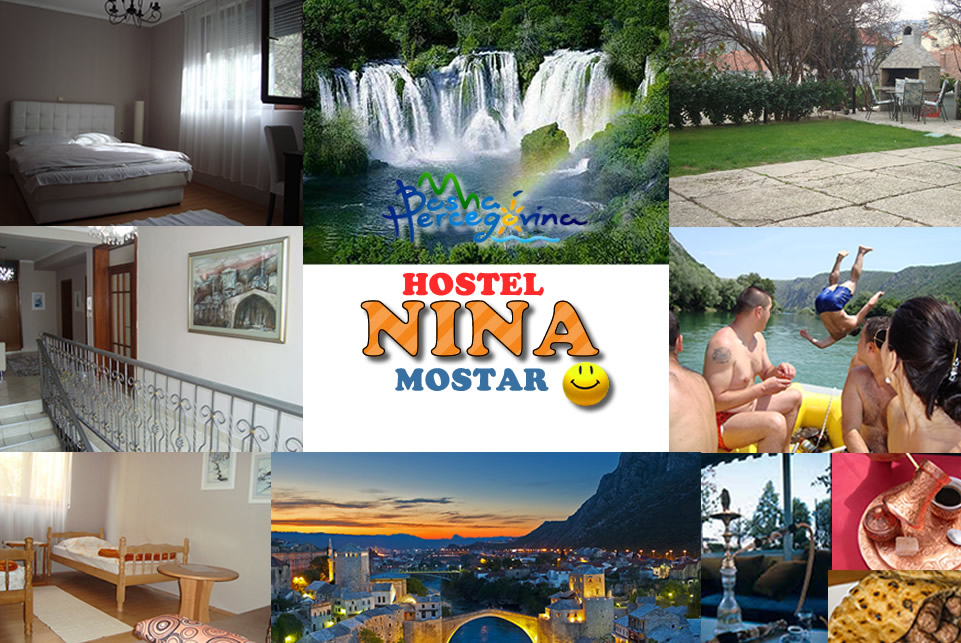 Hostel Nina Mostar Welcome